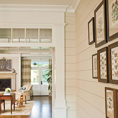 Transom windows redesignedinteriors Southern living change of address