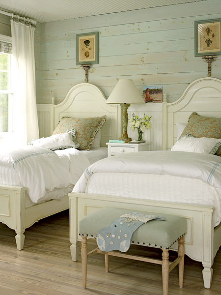 Children s cottage bedroom ideas redesignedinteriors for French country beach house
