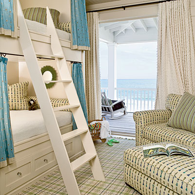Children's Cottage Bedroom Ideas | redesignedinteriors