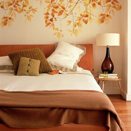 Some more stencil ideas for the bedroom redesignedinteriors for Bedroom stencils designs
